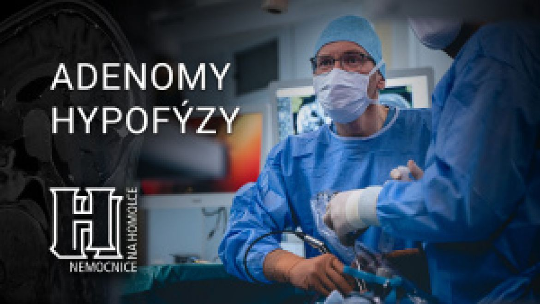 Adenomy hypofýzy - video
