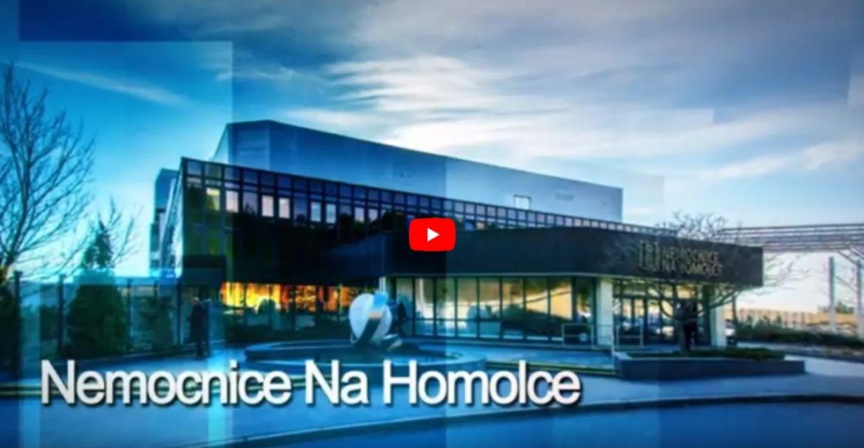 Nemocnice NaHomolce úvodní video