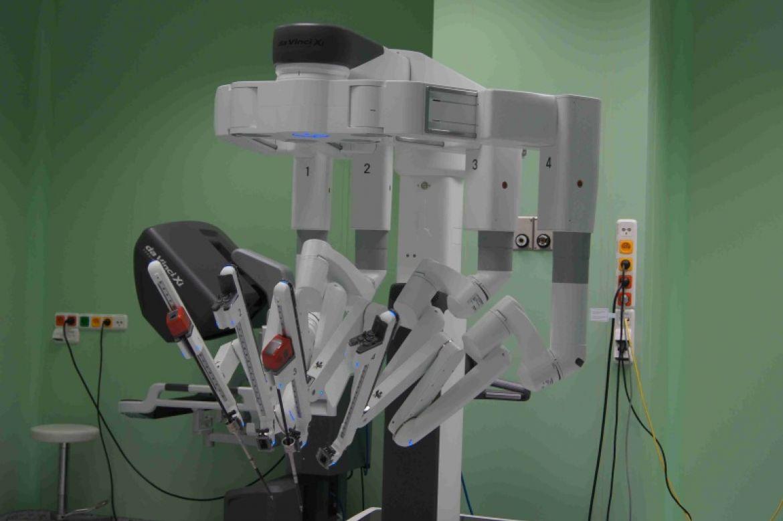 Centrum roboticke chirurgie