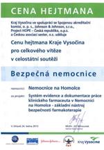 Cena hejtmana