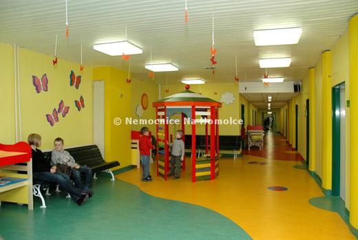 Dětské a dorostové - Nemocnice na Homolce
