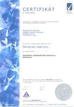 ISO Centralni sterilizace