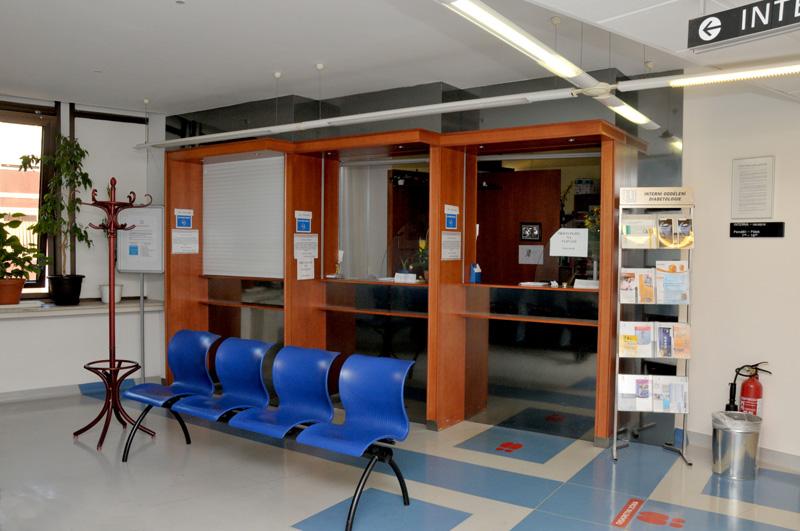 Interní oddělení - Nemocnice na Homolce