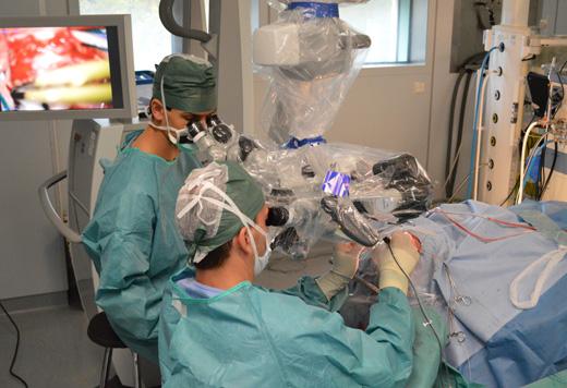Neurochirurgie Nemocnice na Homolce