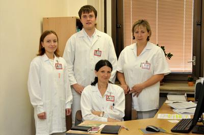 Oddělení klinické farmacie Nemocnice na Homolce