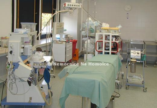 ORL - Nemocnice na Homolce